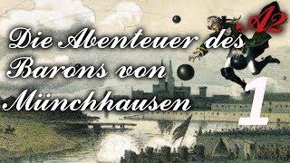 Учить немецкий язык: Die Abenteuer des Barons von Münchhausen (A2) #1