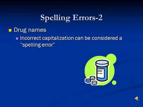 Chapter 7: Quality Assurance & Proofreading (part 1)