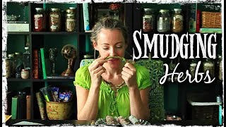 Smudging Herbs & Uses