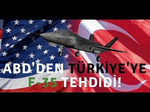 TÜRKİYE İLE ABD ARASINDAKİ F-35 KRİZİNİN PERDE ARKASI!