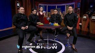 Ramenya Gilang Dirga & Tulus Main Games Tessi Srimulat