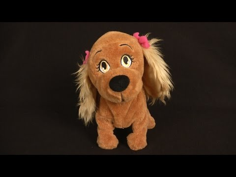 Club Petz Lucy Puppy Dog from Just Play