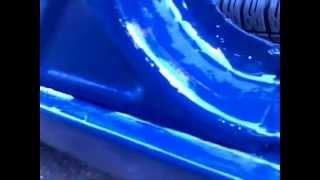Кузов пороги ВАЗ 2107 замена и покраска