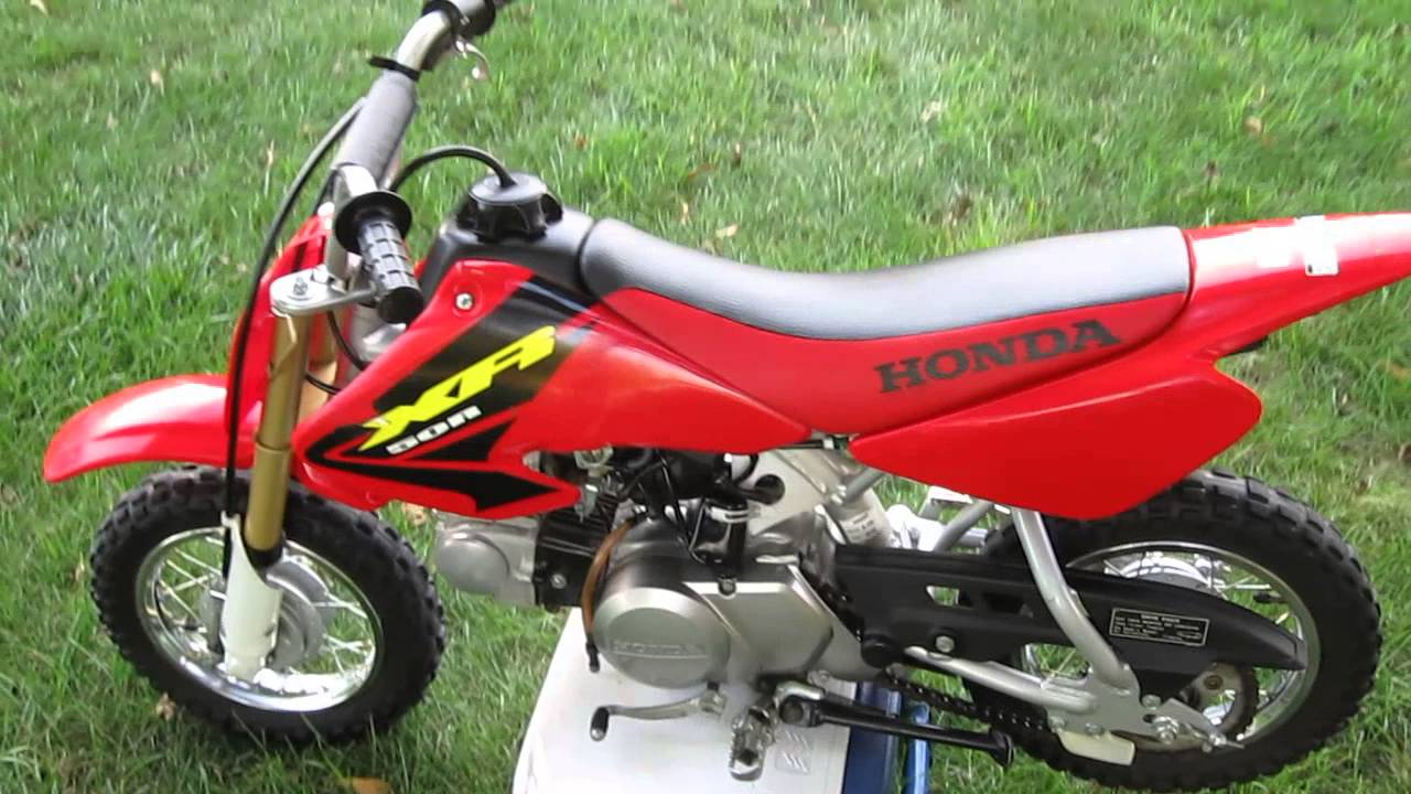 2003 Honda Xr50