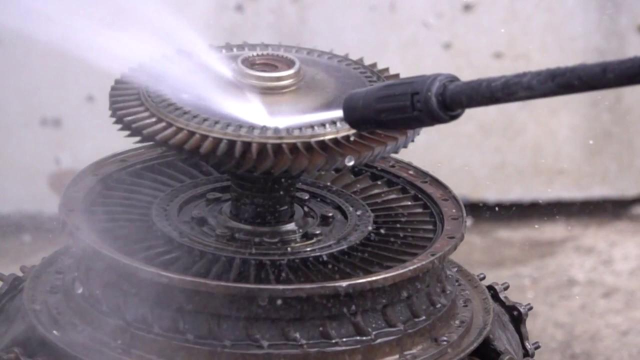 Изучаю  двигатель высокоразвитой цивилизации ГТД-350 — как все запущено