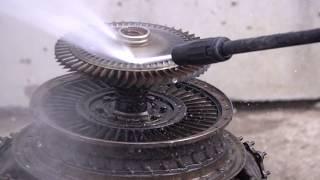 Изучаю  двигатель высокоразвитой цивилизации ГТД-350 - как все запущено