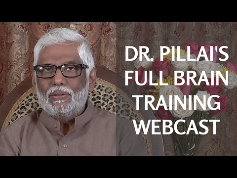 Full Webcast: Dr. Pillai's Brain Training Video