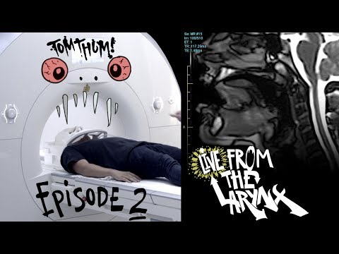 Live from the Larynx EP.2 - Beatboxer vs MRI (Tom Thum)