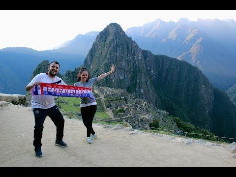 Camino Inca - Machupicchu ¡Viva Paraguay!