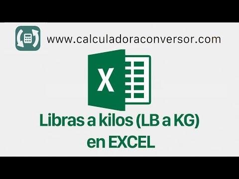 libras-a-kilos-en-excel-|-lb-a-kg
