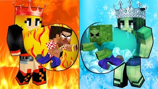 Monster School : Season 7 All Episode Baby Zombie Life - Super Sad Story - Minecraft Animation