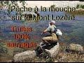 2020 Pêche à la Mouche au Mont Lozère - haut Tarn