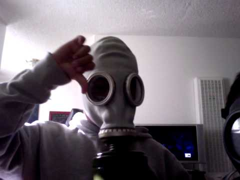 ISRAELI AND GP5 GAS MASK