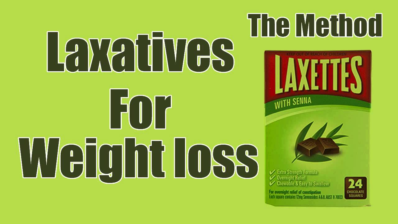 laxatives weight loss dangers of smoking