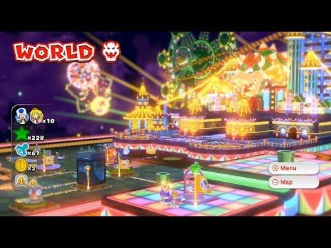 Scoops - Super Mario 3D World: Bowza's Carnival 18