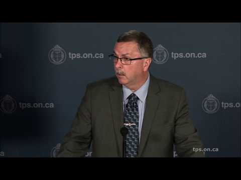 @TorontoPolice News Conference Re: Homicide#39/2017   LiveStream   Tues Sept 19th, 2017 1030am