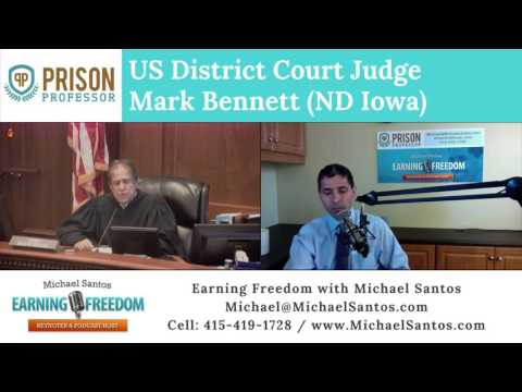 Sentence Mitigation: Federal Judge on Earning Freedom