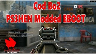 Call Of Duty Bo2 RedBox Multiplayer Modded EBOOT PS3HEN