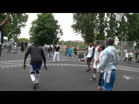 Tournoi Lille Basket streetball mai 2011