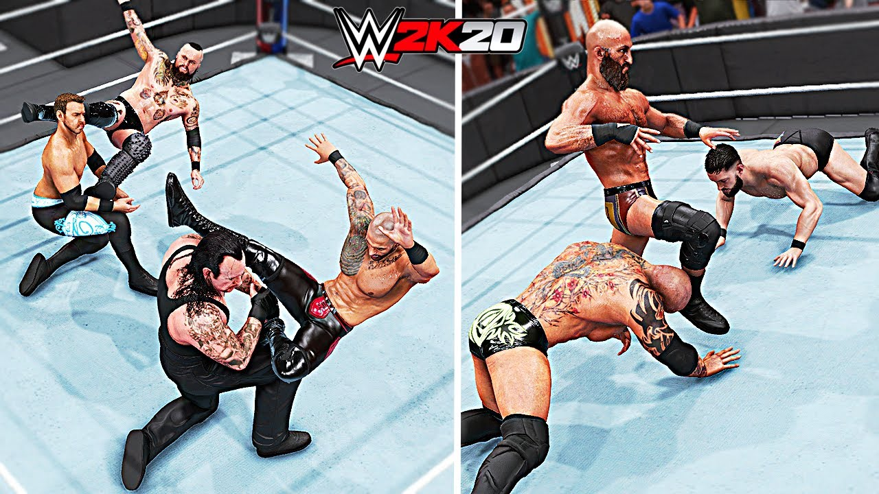 WWE 2K20 Top 10 Greatest Tag Team Finishers!! Part 3