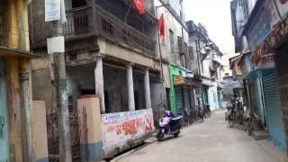 Birth place of Soumitra Chatterjee at Krishnanagar, Nadia by Masud Karim