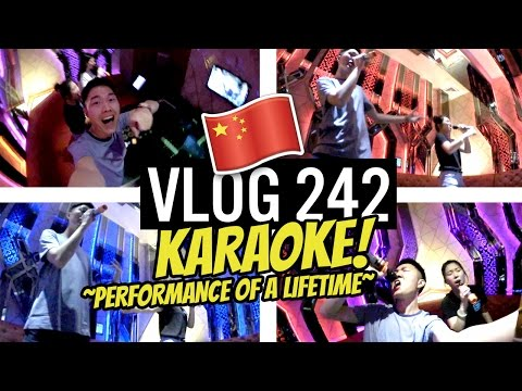The Best Karaoke Lounge in Guangzhou! 堂會卡拉OK | 🇨🇳 Vlog 242