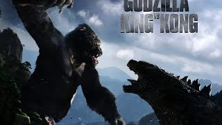 GODZILLA v. KING KONG 2: The Dark Hero