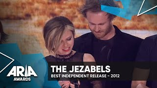 The Jezabels win Best Independent Release | 2012 ARIA Awards