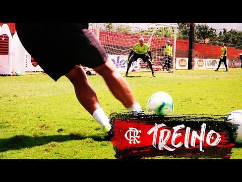 Treino do Flamengo - 07/12/2019