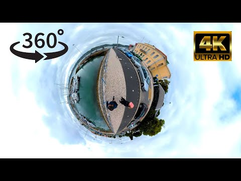 From Monument to the Discoveries until Bom Sucesso Dock   Portugal 🇵🇹   360 Walking Tour