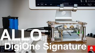 Raspberry Pi with ALLO DigiOne Signature - a rewind and a review