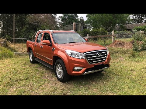 Great Wall - Steed 2019: Dual Cab Value For Money; Nothing Less – Nothing More