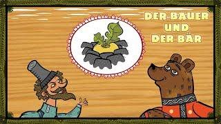 Mascha's Märchen - Der Bauer und der Bär  (Folge 7)