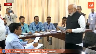 PM MODI Nomination 2019 Full Video | Modi Files Nomination For Varanasi | Lok Sabha Election |YOYOTV