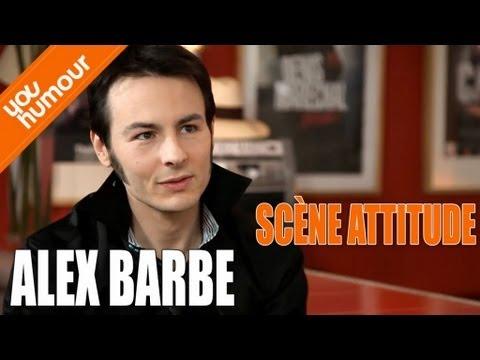 ALEX BARBE - J'aime jouer au sale con