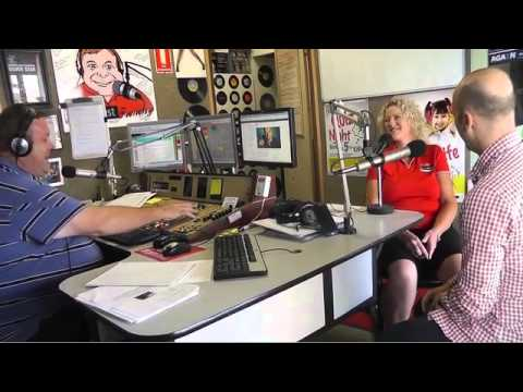 Matt Hale Comedy Hypnotist radio interview non stop laughter