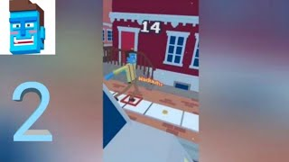 Steppy Pants - Gameplay Part 2 - Steppy Street (Android)