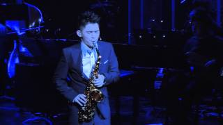Only Remember The Good Times - Saxophone Solo by Timothy Sun 孫穎麟