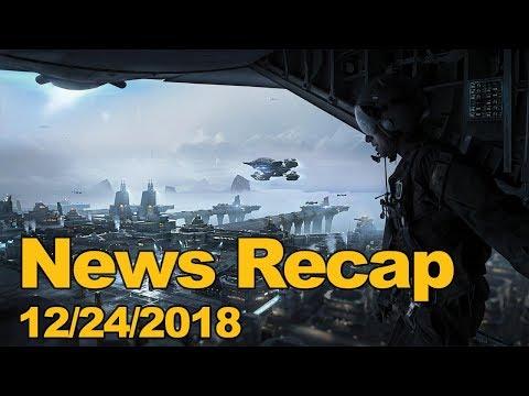 MMOs.com Weekly News Recap #179 December 24, 2018 thumbnail