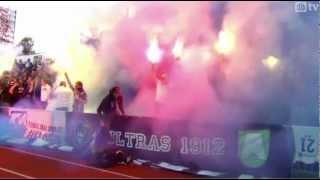 Ultras 1912 - Stabæk-Rosenborg 03.09.2012