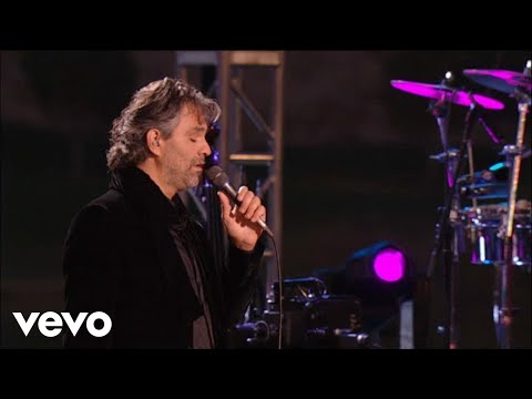 Andrea Bocelli - Pero Te Extrano - Live From Lake Las Vegas Resort, USA / 2006