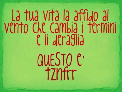 Questo è tznfrr : frasi e aneddoti di Tiziano Ferro ♫