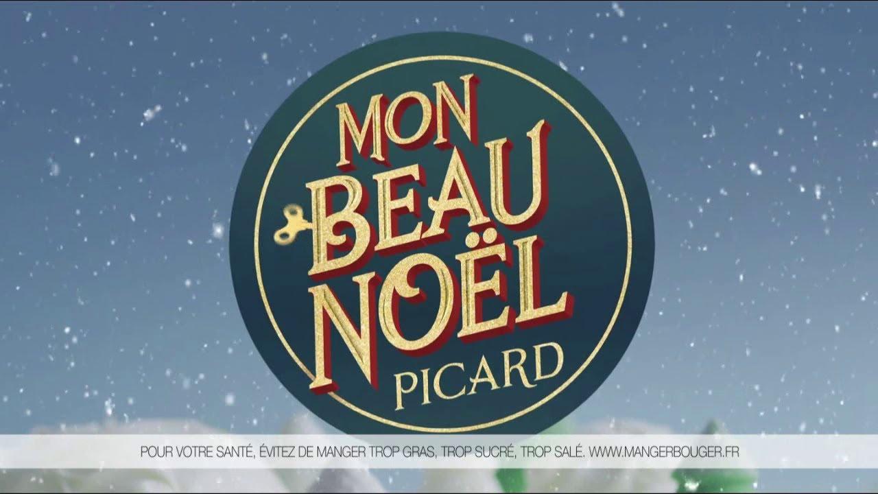 """Musique de la pub Picard Noël """"Mon beau Noël Picard""""  2021"""
