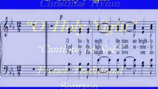O Holy Night-Soprano-Score.wmv