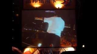 林俊傑jj we together 2012 02 27 新歌演唱會 與蕭敬騰 black or white