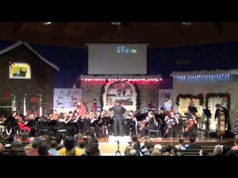 A Christmas Symphony                                                         Elliot Del Borgo