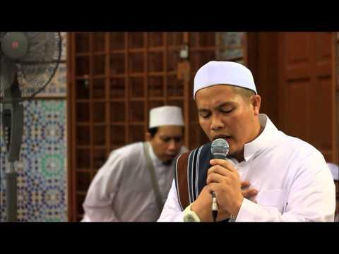 (Al Maulid) Kyrel Al-Gayauwi : Qasidah Allahu Allah [Qad Kafani]