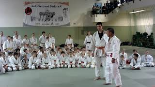 Seminar Judo Berlin Tokyo / Japan Okt 2019 - part 4 Grip / Kumi Kata