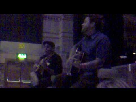Bowling for soup VIP, Cambridge 6th October - 1985 Acoustic