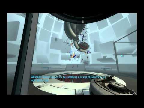 Portal 2 - Boss GLaDOS